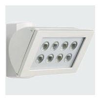 Valonheitin Esylux AF S 300 LED 3K 159x212x177 mm valkoinen