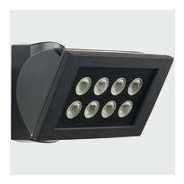 Valonheitin Esylux AF S 300 LED 3K 159x212x177 mm musta