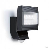 Valonheitin Esylux AFR 250 LED 5K 128x140x216 mm liiketunnistimella musta
