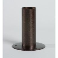 Muurijalka MJ-5AP, Ø50,8x135mm, antiikkipronssi