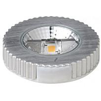 LED-kämmenlamppu Megaman GX53 30° 5W, Ø75x25mm, 350lm 4000K