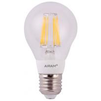 LED-lamppu Airam FILAMENTTI - A60 7W/827 E27 FIL.