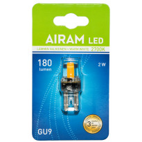 LED-lamppu Airam AIRAM LED - 2W/828 GU9