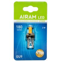 LED-lamppu Airam AIRAM LED - 2W/828 GU9