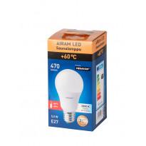 LED-lamppu Airam LED SPECIAL - A60 5,5W/828 E27 SAUNA