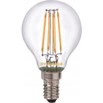 LED-lamppu Sylvania ToLEDo Retro Ball, E14, 2,5W, 2700K