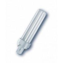 Pienoisloistelamppu Osram  Dulux D 18W/830 G24d-2