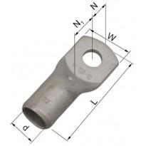 Cu-putkikaapelikenkä KRF16-M8