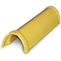 Kaapelinsuojakouru keltainen MK120/500