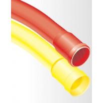 Kaapelinsuojaputken kaari TEL-B KY 50x45 AST. punainen