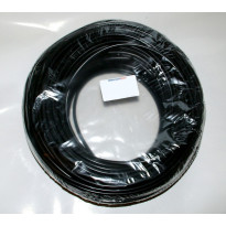 PVC-suojasukka musta 2mm 100m