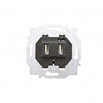 Telerasia ABB - Runko, USB latausasema 2x0,7A