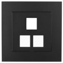 Datarasia ELKO Plus, 3x Keystone, musta