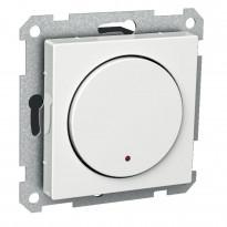 Pienjännitepainike 1-osainen 400mA 12-24V LED valkoinen Exxact