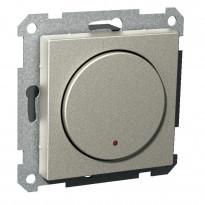 Pienjännitepainike 1-osainen 400mA 12-24V LED metalli Exxact