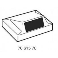 Valokuiturasia ilman adapteria 2xSCD/2xFC/ST-adapterille
