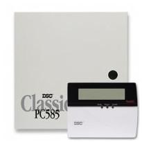 Keskuspaketti PC585/LCD 4+1 silmukkaa