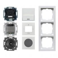 AV-laite ABB Impressivo - iDock-telakka setti valkoinen
