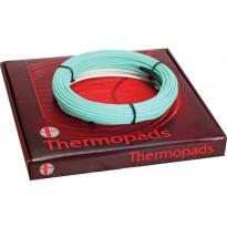Lattialämmityskaapeli Thermopads, FHCT, 21m, 350W, 240V, 3-4.5m²
