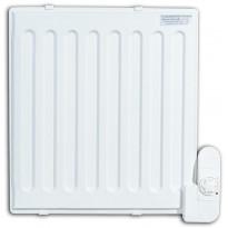 Sähköpatteri Warmos EW402-230V, 200W, 400x360mm, kiinteä, öljytäytteinen