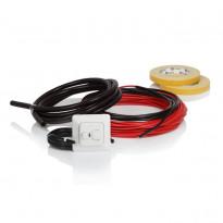 Lämpökaapelipaketti Ensto ThinKit - ThinKit1+T 13,5m0,9-2,2m² 130W