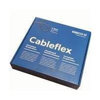 Lämpökaapelipaketti Ebeco Cableflex, 540W, 49m