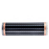 Lattialämmityskelmun täydennyssarja Ebeco Foil Kit, 97 cm lämmitysleveys, 65 W/m², 10m²