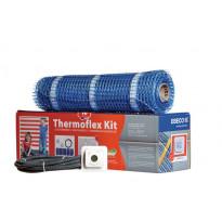 Lämpömattopaketti Ebeco Thermoflex Kit 100, 14m²