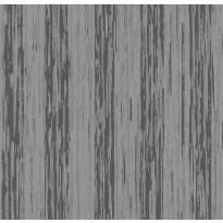 Tapetti OPAL 02495-30, 0.53x10.05 m, hopea/harmaa/musta, non-woven