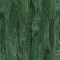 Tapetti ESTA Jungle Fever 138988, 0.53x10.05m, non-woven, vihreä