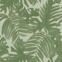 Tapetti ESTA Jungle Fever 138990, 0.53x10.05m, non-woven, vihreä