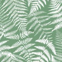 Tapetti ESTA Jungle Fever 138999, 0.53x10.05m, non-woven, vihreä/valkoinen