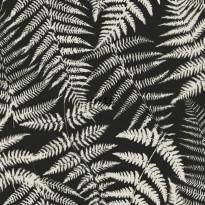 Tapetti ESTA Jungle Fever 139001, 0.53x10.05m, non-woven, musta/valkoinen