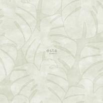 Tapetti ESTA Jungle Fever 139002, 0.53x10.05m, non-woven, vihreä