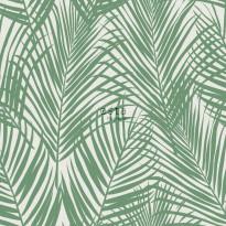 Tapetti ESTA Jungle Fever 139007, 0.53x10.05m, non-woven, vihreä