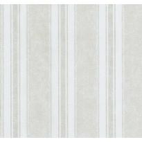 Tapetti Graziosa 42117-40, 0.53x10.05 m, valkoinen/harmaa/beige, non-woven