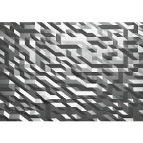 Valokuvatapetti Idealdecor Digital 3D Crystal Silver 4-osaa, 5005-4V-1, 254x368cm