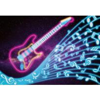 Valokuvatapetti Idealdecor Digital Kids Guitar 4-osaa, 5013-4V-1, 254x368cm