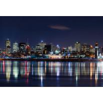 Valokuvatapetti Idealdecor Digital Montreal Canada 4-osaa, 5058-4V-1, 254x368cm