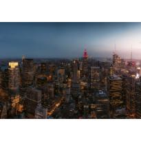 Valokuvatapetti Idealdecor Digital New York City Usa 4-osaa, 5059-4V-1, 254x368cm