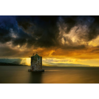 Valokuvatapetti Idealdecor Digital Old Windmill 4-osaa, 5135-4V-1, 254x368cm