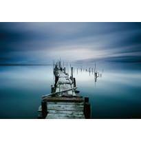 Valokuvatapetti Idealdecor Digital Zen Pier 4-osaa, 5151-4V-1, 254x368cm