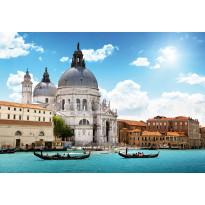 Valokuvatapetti Idealdecor Digital Santa Maria Della Salute Venice Italy 4-osaa, 5173-4V-1, 254x368cm