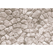 Valokuvatapetti Idealdecor Digital Large Stone Wall 4-osaa, 5193-4V-1, 254x368cm
