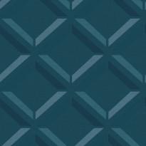 Kaleidoscope Lana Geo Teal 90592