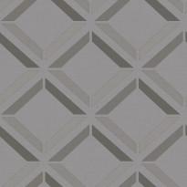 Kaleidoscope Lana Geo Grey 90593