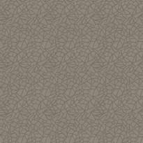 Tapetti Chic Structures CH3003, 0.53x10.05 m, harmaa/musta, non-woven