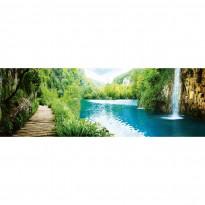 Välitilatarra Dimex Relax in Forest, 180-350x60cm