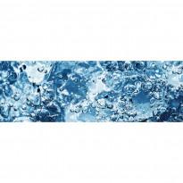 Välitilatarra Dimex Sparkling Water, 180-350x60cm