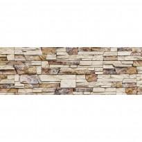 Välitilatarra Dimex Stone Wall, 180-350x60cm